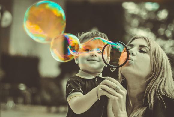 Sulla psicoterapia nei bambini e nei neonati
